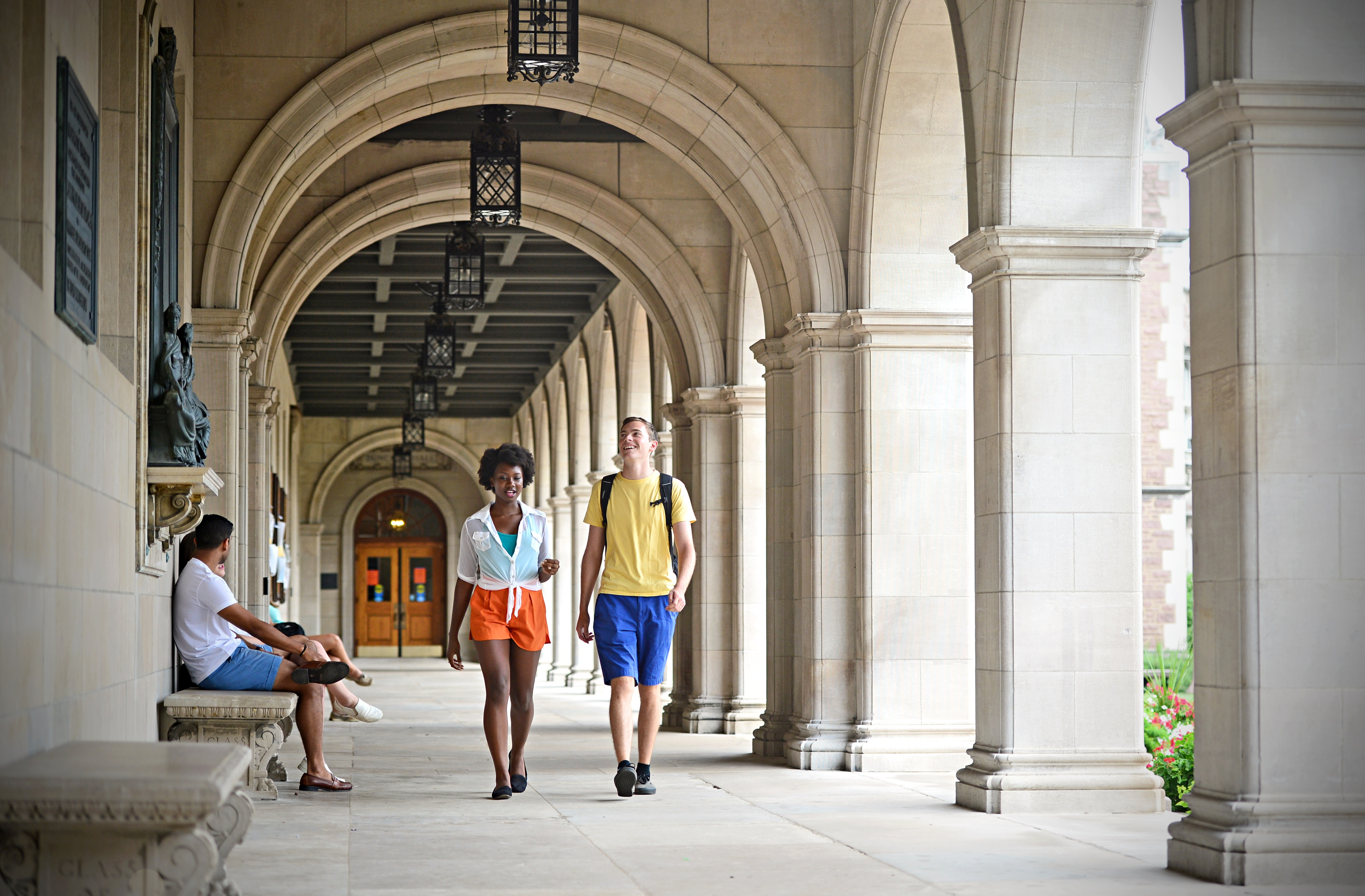 Summer Program - Arts | Washington University's High School Summer Scholars Program