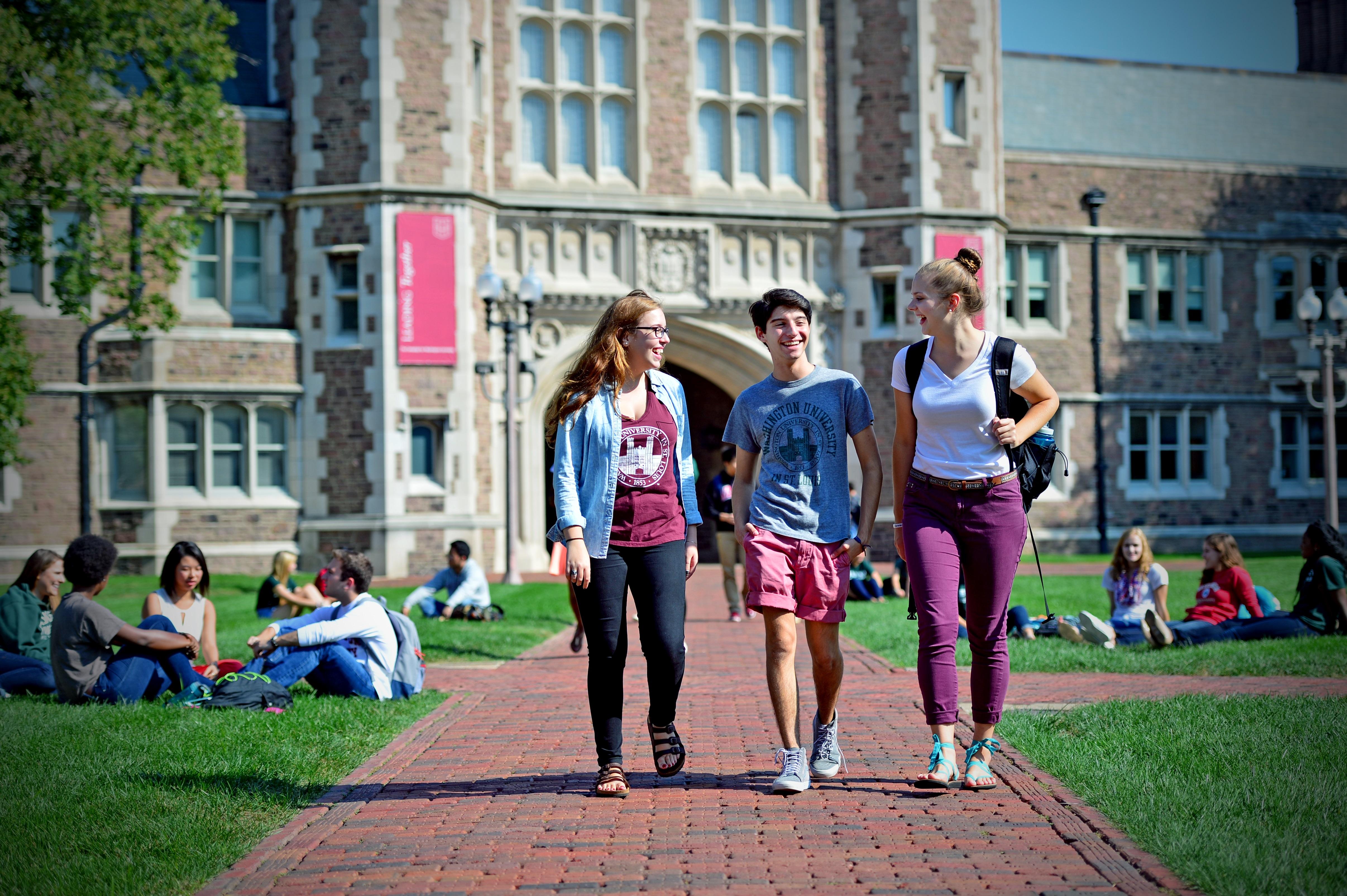 Summer Program - College Application | Washington University's High School Summer Scholars Program
