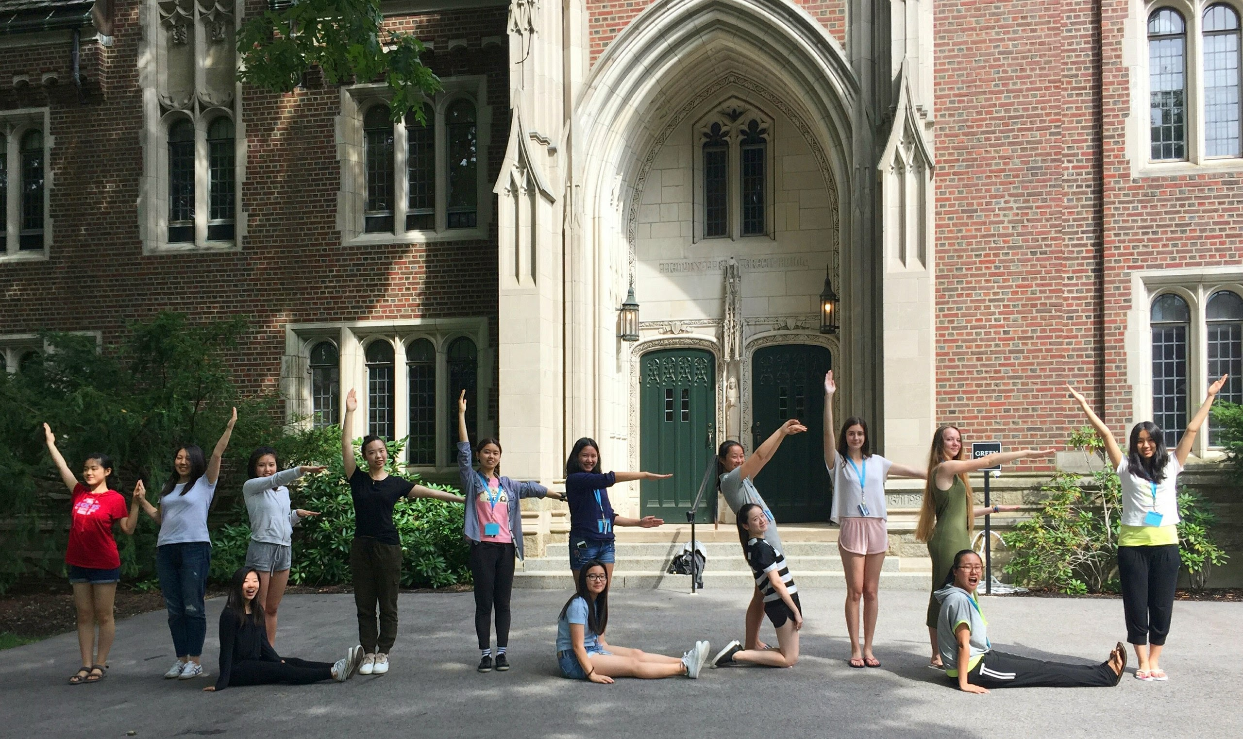 Summer Program - Enrichment | Wellesley Pre-College Residential Summer Programs