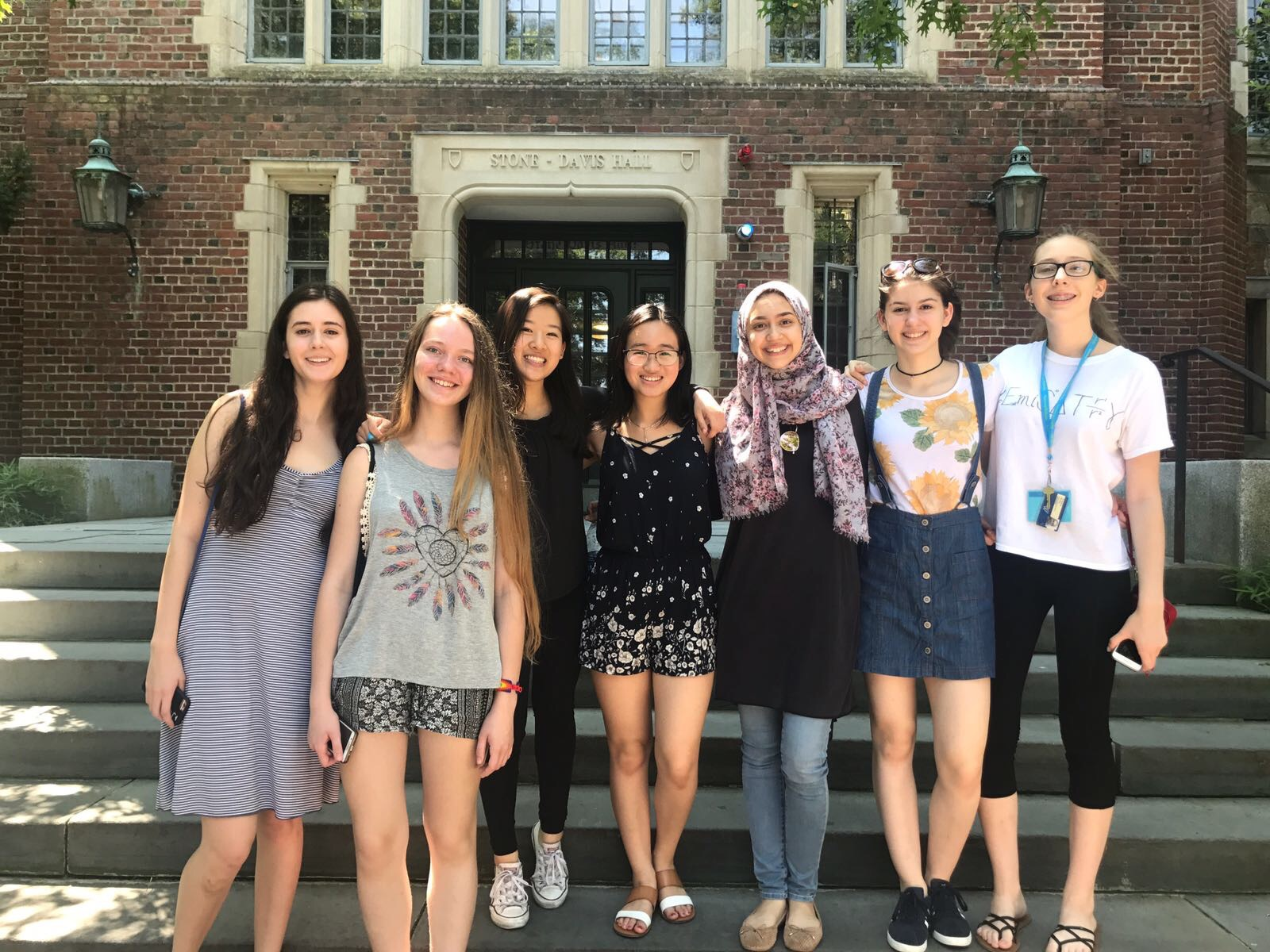 Summer Program - Reading | Wellesley Pre-College Residential Summer Programs