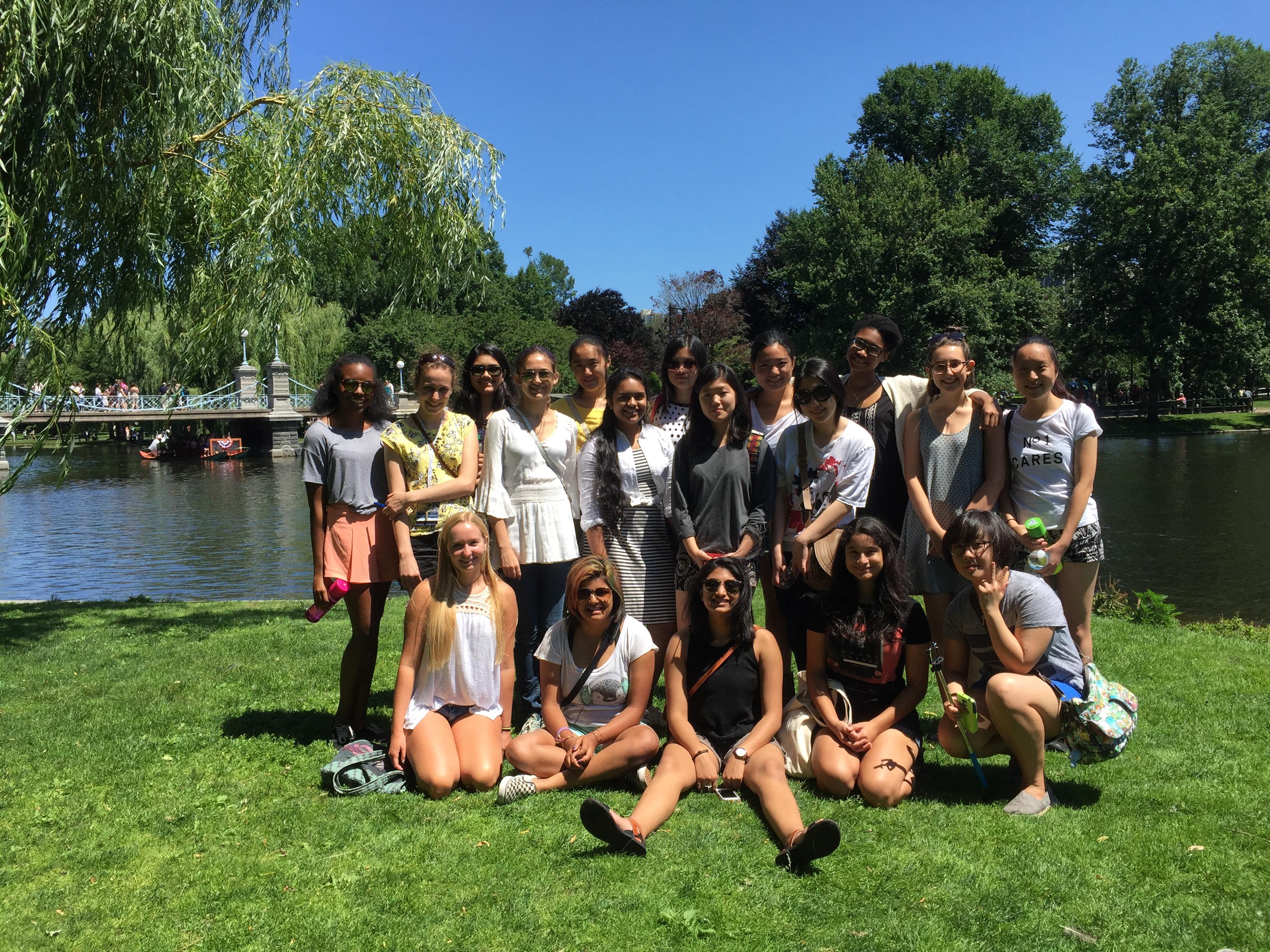 Summer Program - Literature | Wellesley Pre-College: Exploratory Workshops