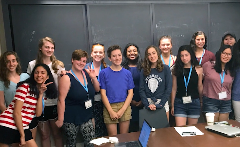 Summer Program - Physics | Wellesley Pre-College STEM Exploratory Workshops