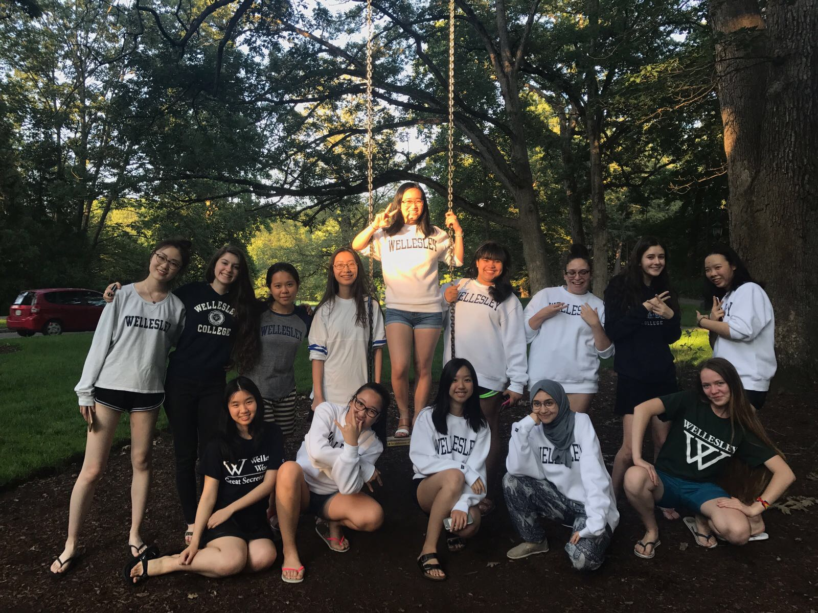 Summer Program - Golf | Wellesley Pre-College Sports Leadership Exploratory Workshops