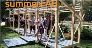 Summer Program - Pre-College | Wentworth SummerFAB High School Architecture Program