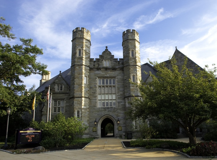 College - West Chester University  6