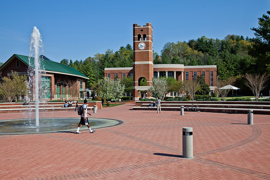 College - Western Carolina University  1