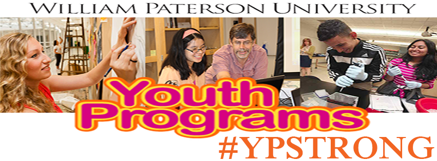 Summer Program - Writing | William Paterson University Pre-College: Summer Writing Institute: Journalism and Fiction