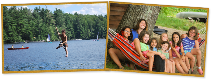 Summer Program - Kayaking | Windsor Mountain International Summer Camp