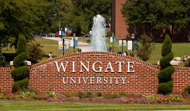 College - Wingate University  8