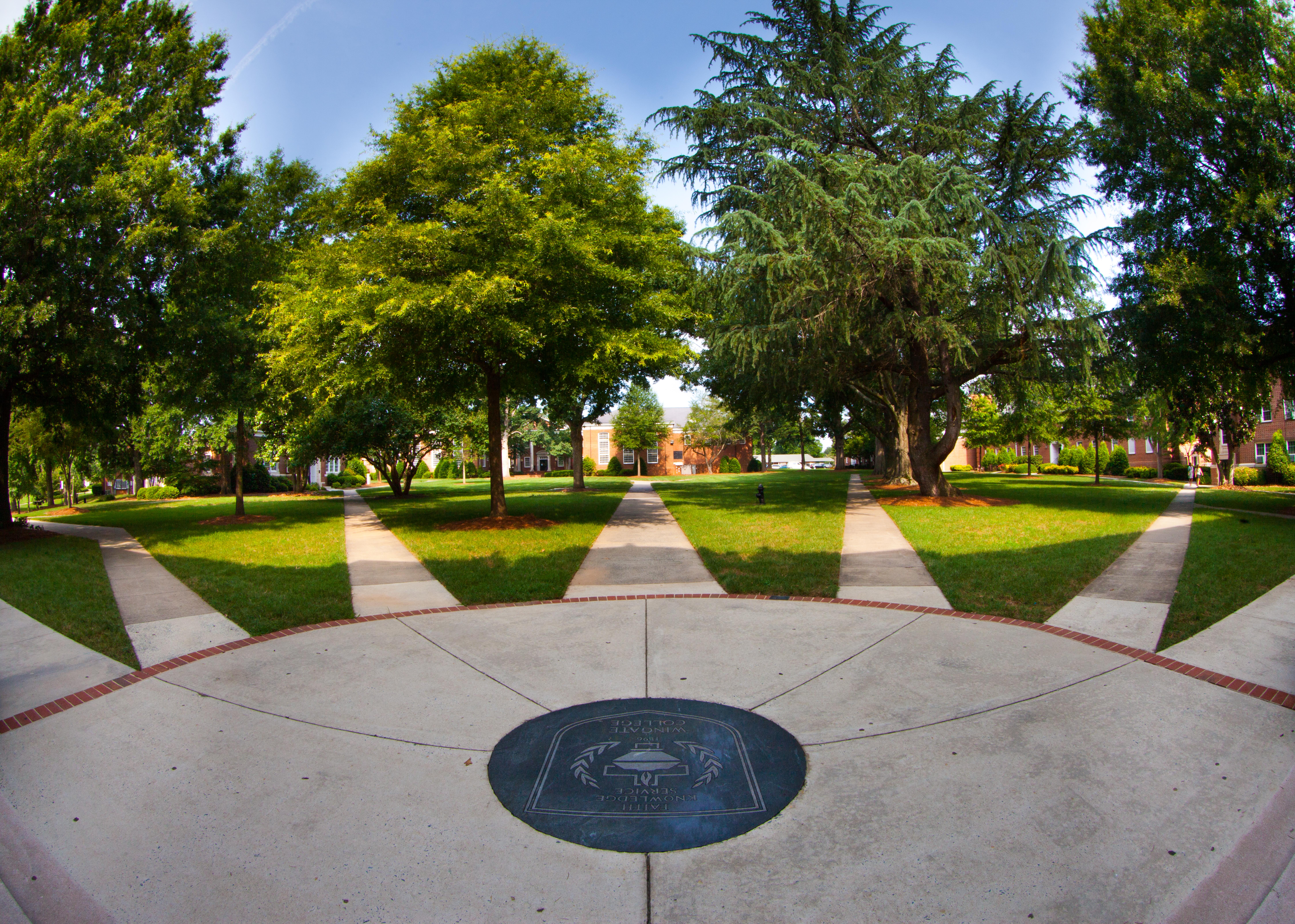 College - Wingate University  1