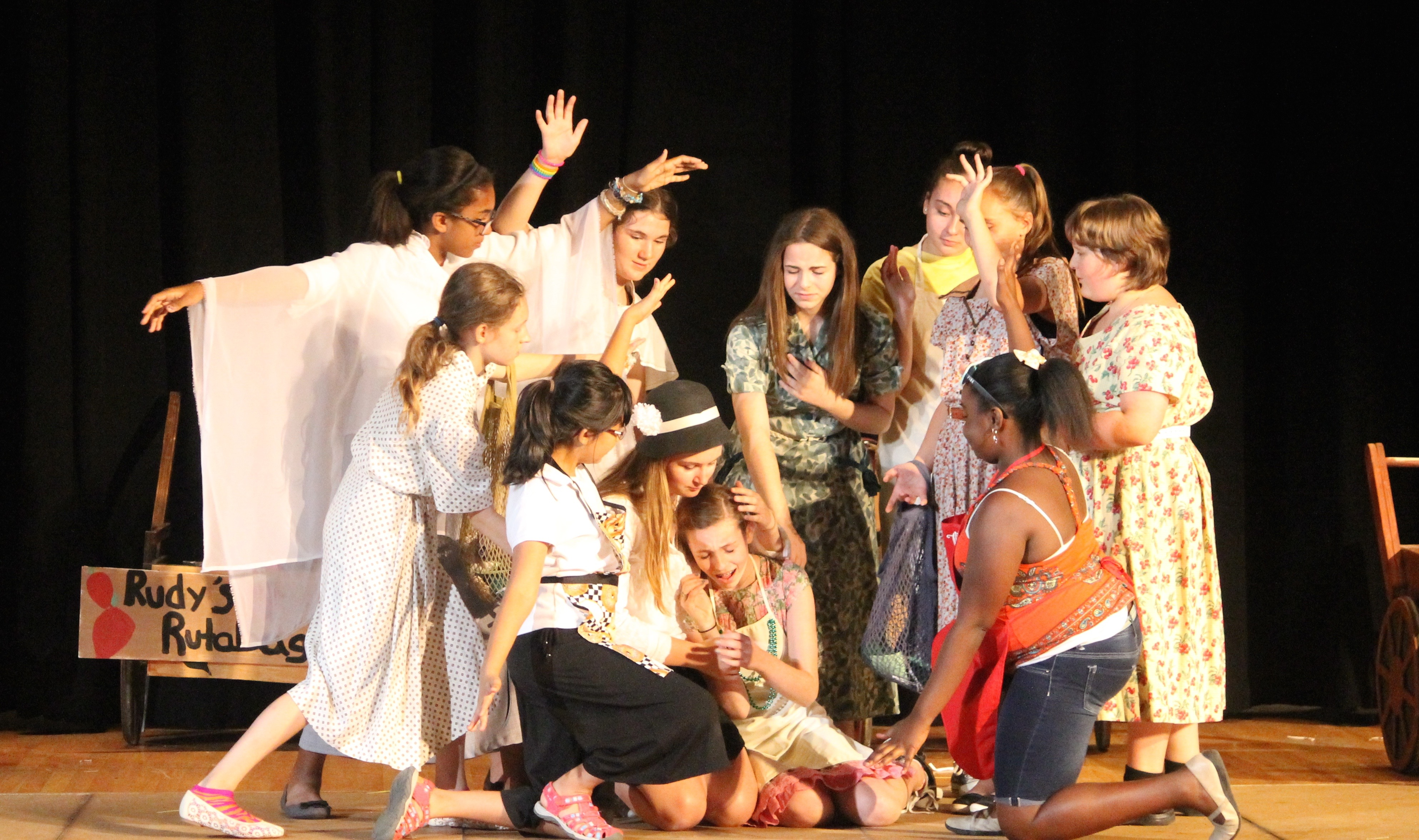 Summer Program - Musical Theatre Arts | Worcester Academy Summer Arts (WASA)