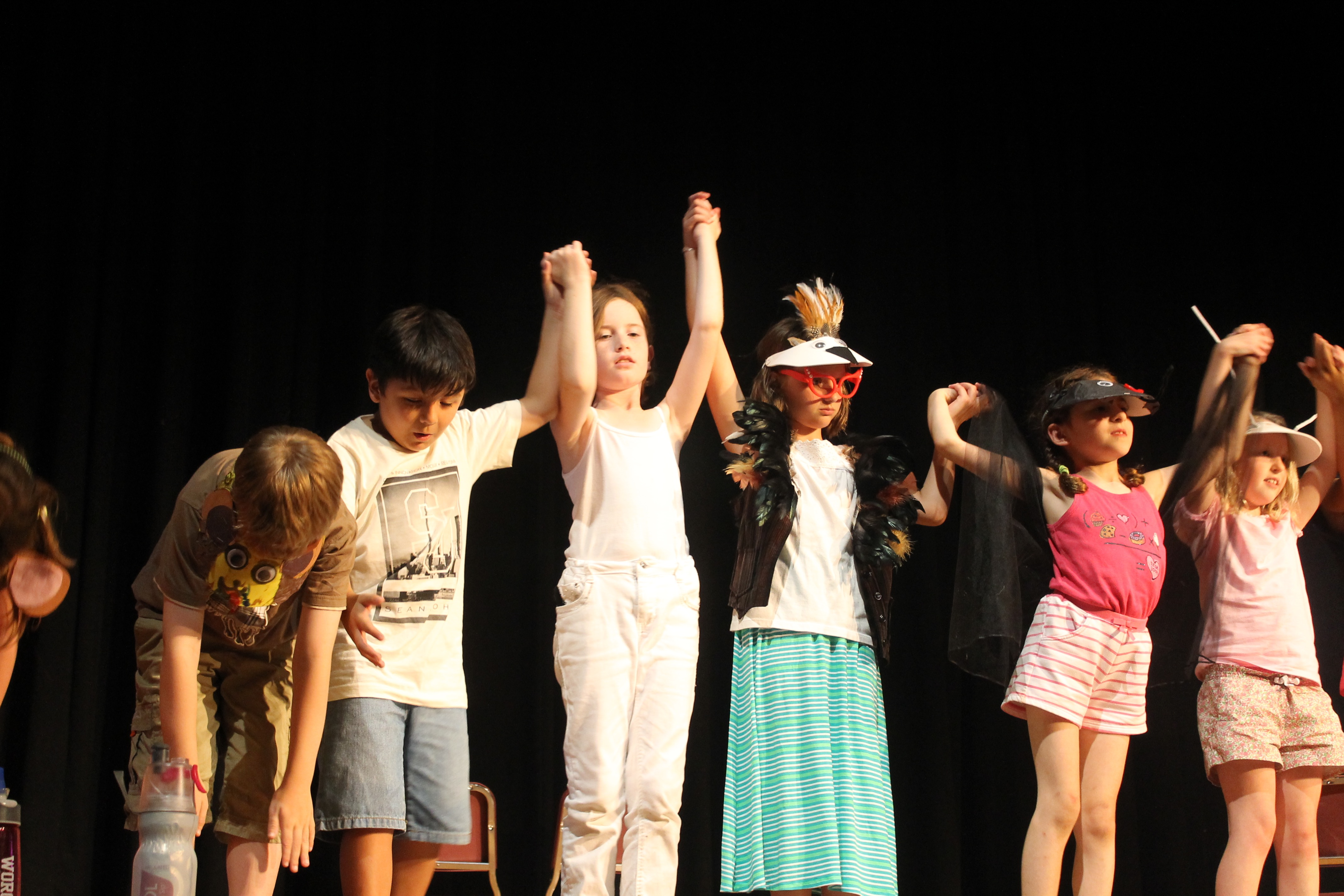 Summer Program - Theatre Arts | Worcester Academy Summer Arts (WASA)