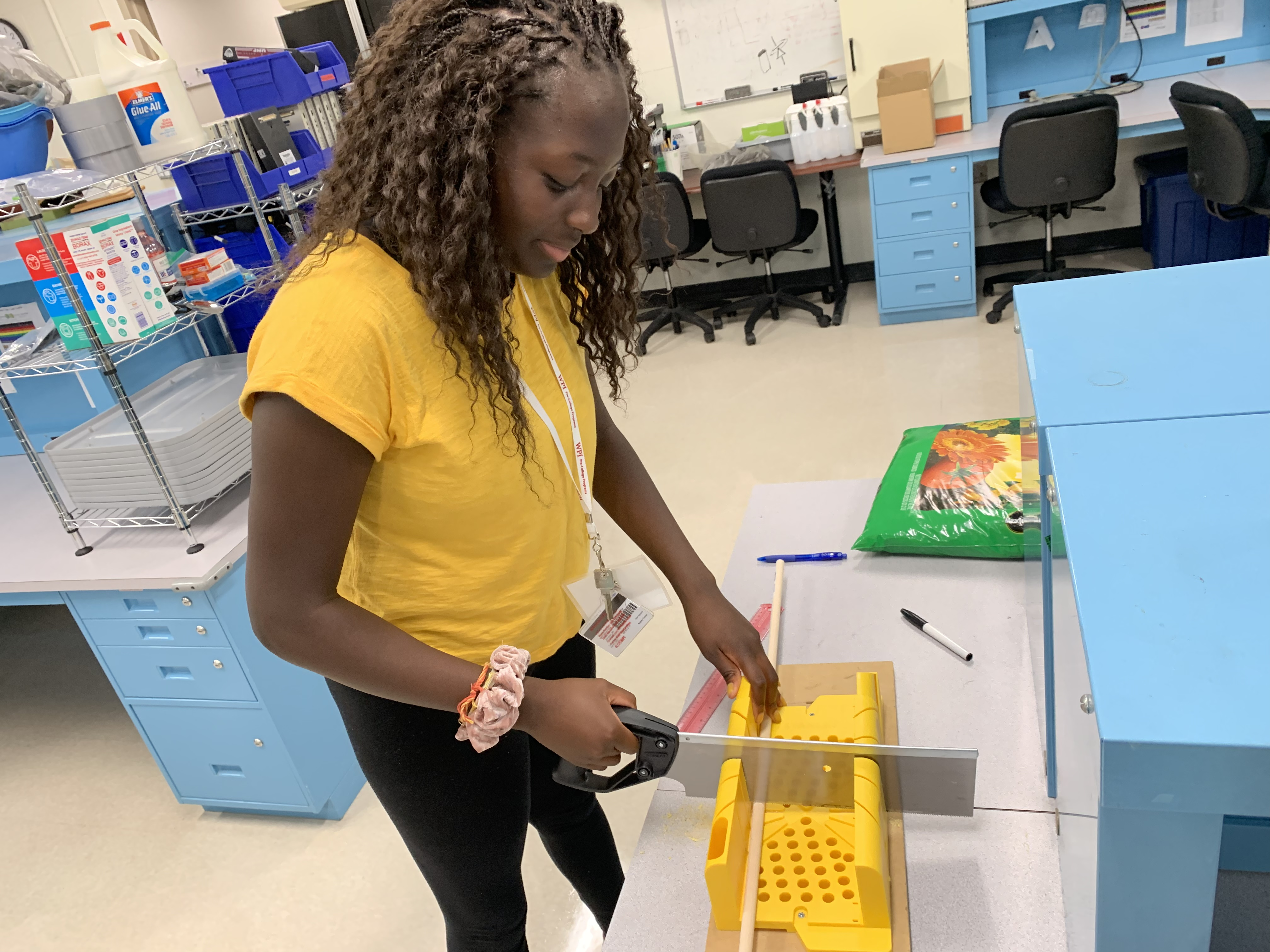 Summer Program - Biology | WPI Pre-Collegiate Summer Programs