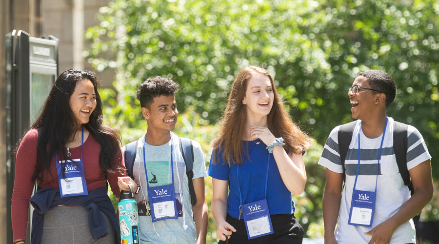 Summer Program - Gifted - Academic | Yale Young Global Scholars: Two-Week Summer Program