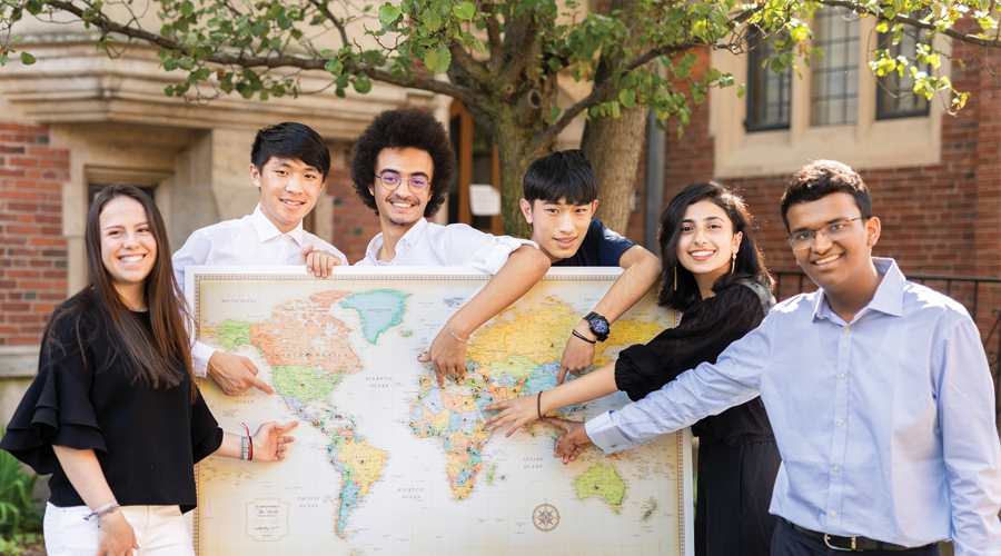 Summer Program - Literature | Yale Young Global Scholars: Two-Week Summer Program