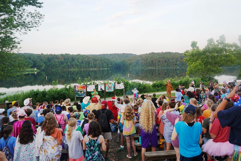 Summer Program - Water Sports | YMCA Camp Lakewood - Overnight Summer Programs