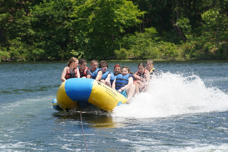 Summer Program - Horseback Riding | YMCA Camp Lakewood - Overnight Summer Programs