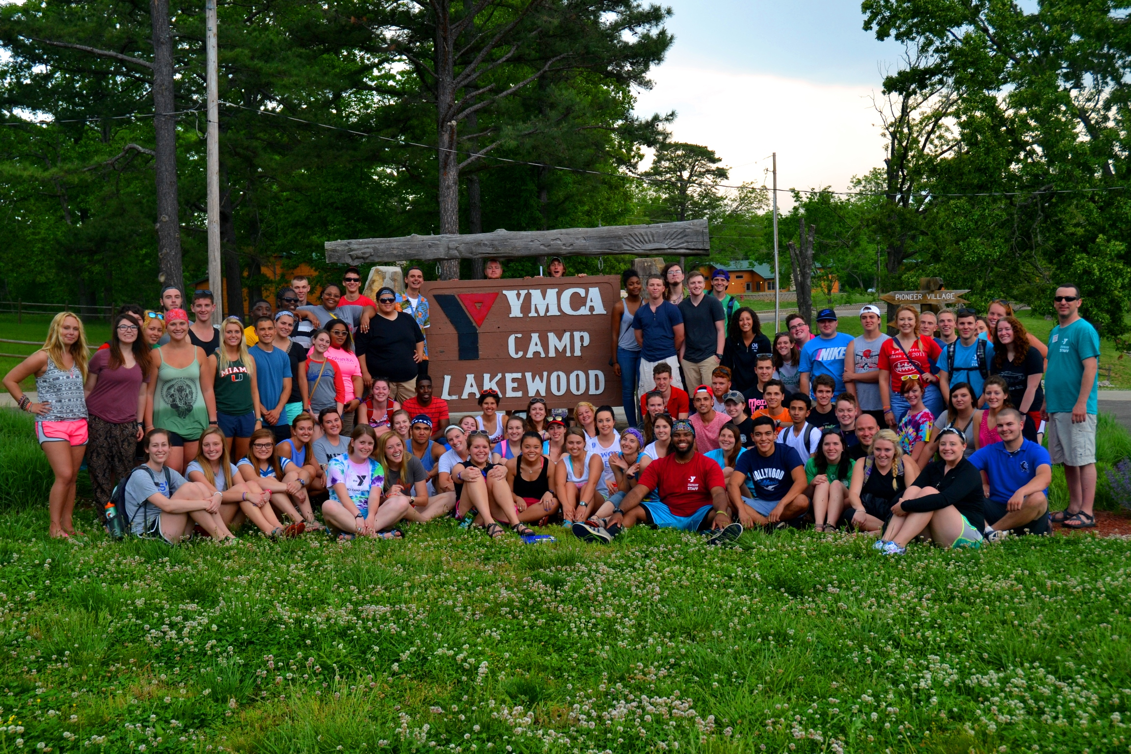 Summer Program - Water Sports | YMCA Camp Lakewood - Overnight Summer Programs