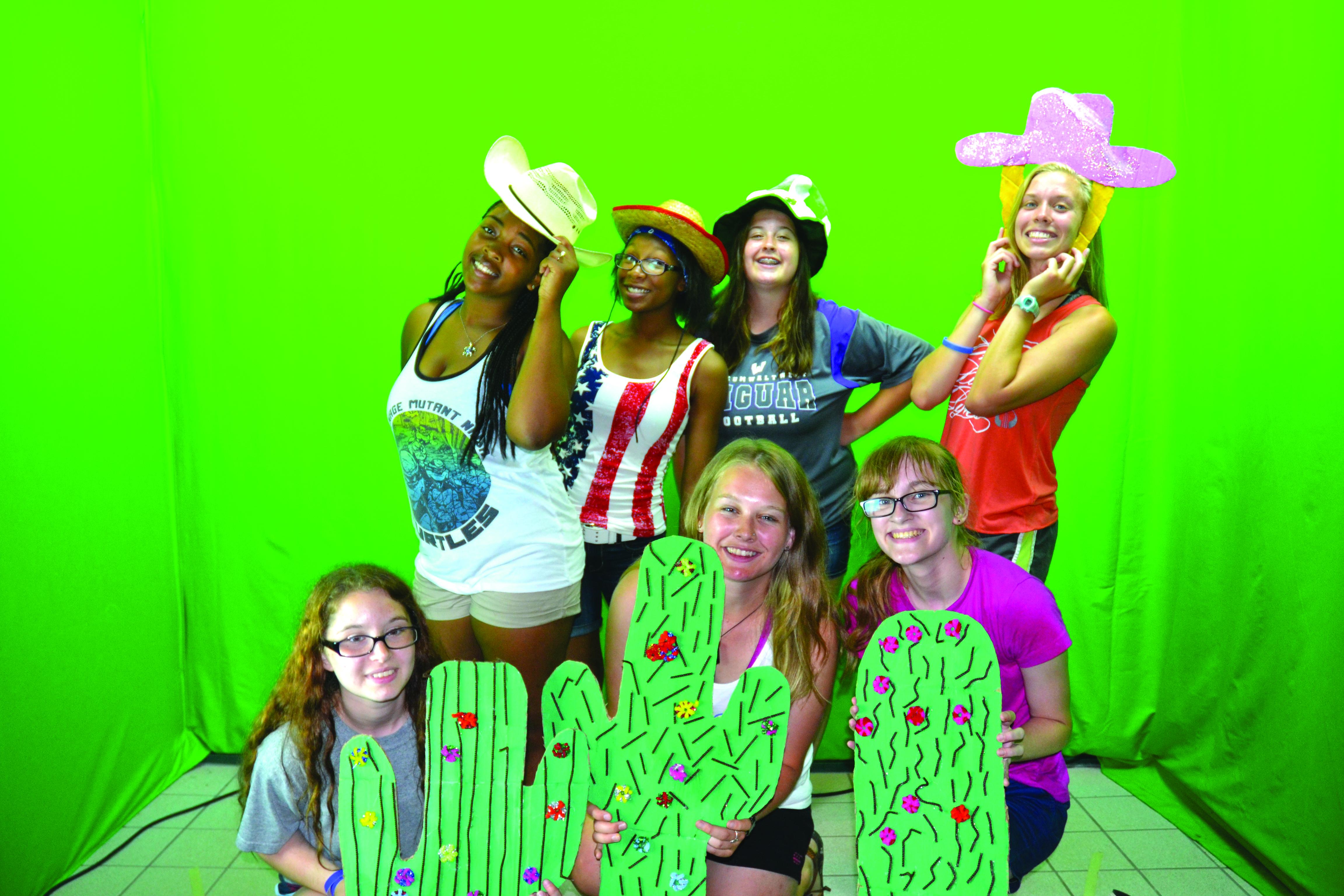 Summer Program - Animals/Nature | YMCA Camp Lakewood - Overnight Summer Programs