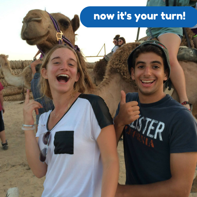 Summer Program - Jewish Travel | Young Judaea Summer Programs in Israel
