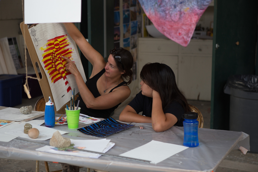 Summer Program - Filmmaking and Digital Media | Idyllwild Arts Summer Program - The Youth Arts Center