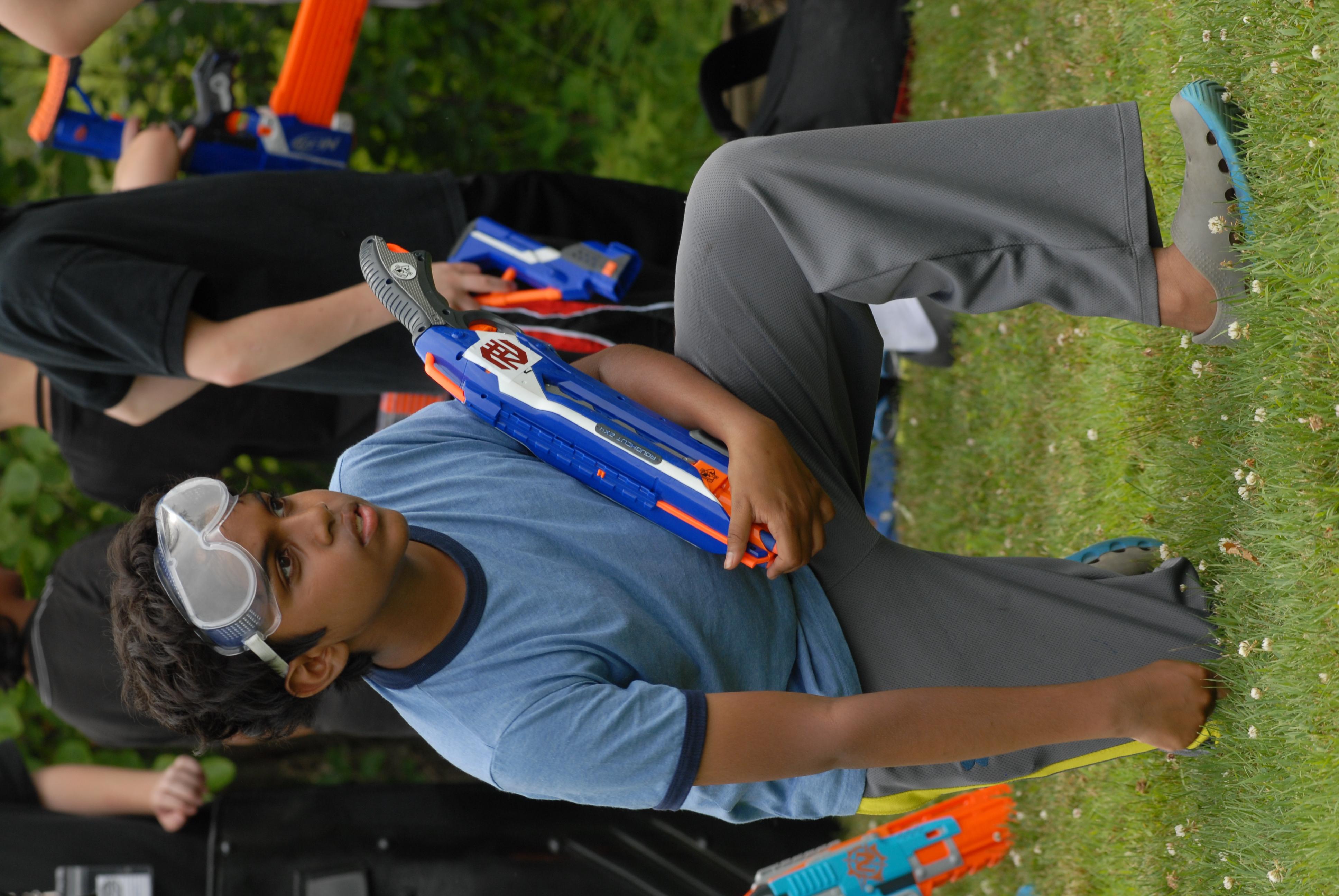 Summer Program - Engineering | Zombie STEM Summer Camp
