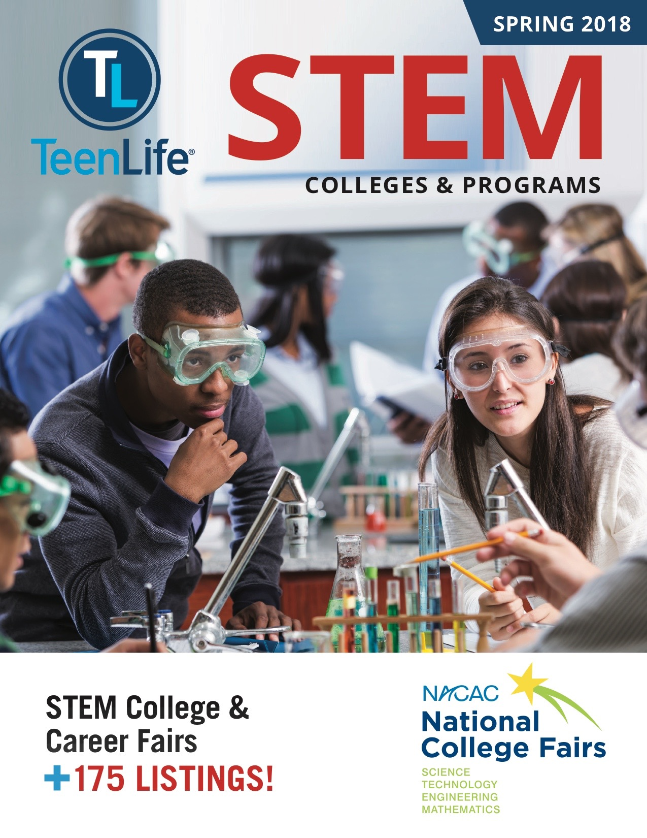 Guide to STEM Colleges & Programs - Spring 2018